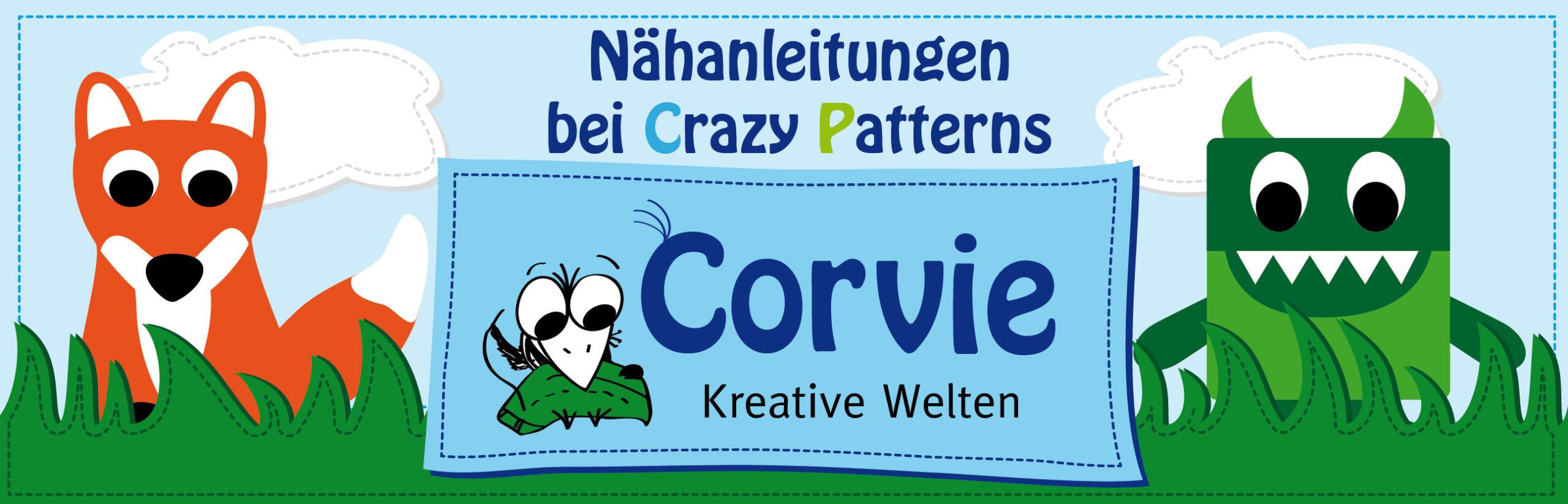 Sofakumpel Anleitungen bei Crazypatterns